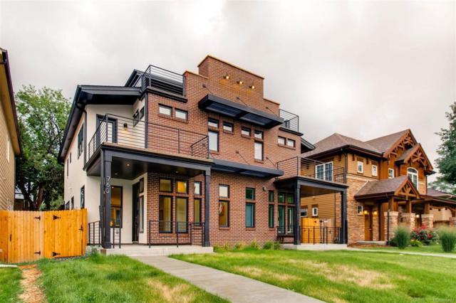 760 Birch Street, Denver, CO 80220 (#5509923) :: The HomeSmiths Team - Keller Williams