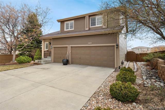 4540 Fenwood Place, Highlands Ranch, CO 80130 (#5509988) :: The Griffith Home Team