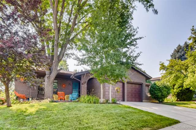 2637 S Wadsworth Way, Lakewood, CO 80227 (MLS #5510174) :: Bliss Realty Group