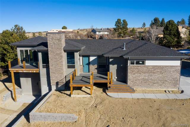 8683 Pawnee Road, Parker, CO 80134 (#5510360) :: iHomes Colorado