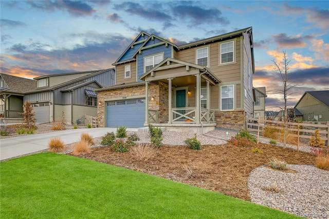 9358 Bear River Street, Littleton, CO 80125 (MLS #5510508) :: The Sam Biller Home Team