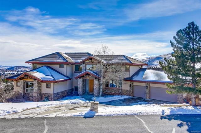 16264 Sandstone Drive, Morrison, CO 80465 (#5511830) :: 5281 Exclusive Homes Realty