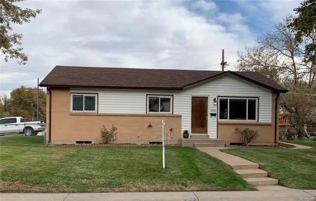 6056 Jellison Street, Arvada, CO 80004 (#5512248) :: The Griffith Home Team