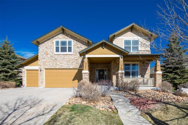6385 S Kewaunee Way, Aurora, CO 80016 (#5512252) :: The HomeSmiths Team - Keller Williams