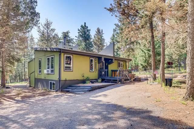 123 Saddle Drive, Woodland Park, CO 80863 (#5512475) :: Hudson Stonegate Team