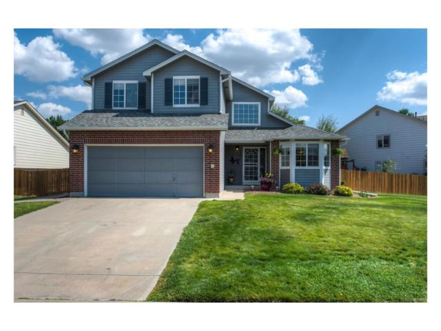 11281 Glenmoor Circle, Parker, CO 80138 (MLS #5512592) :: 8z Real Estate