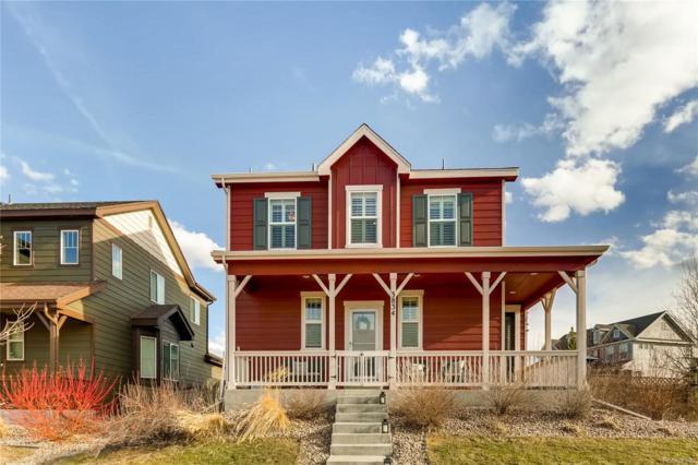 3834 Cadence Drive, Castle Rock, CO 80109 (#5512770) :: The Peak Properties Group