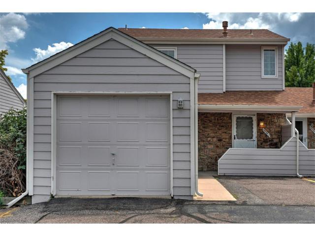 5534 W Canyon Trail F, Littleton, CO 80128 (MLS #5512800) :: 8z Real Estate
