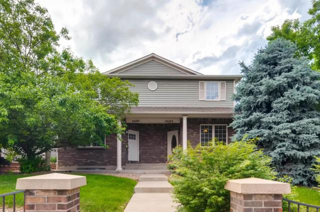2685 S University Boulevard, Denver, CO 80210 (#5512898) :: Wisdom Real Estate