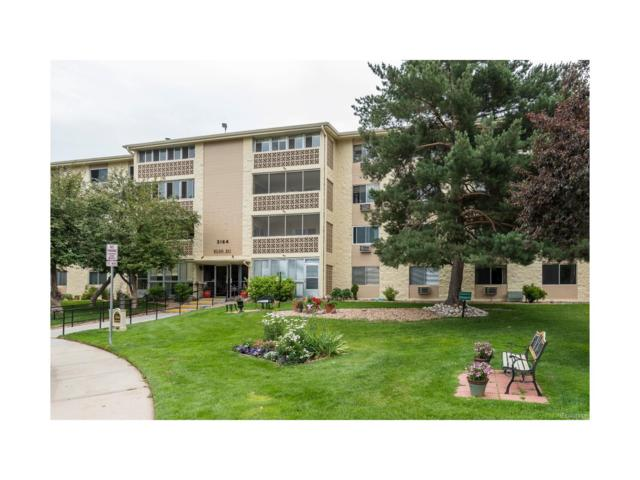 3164 S Wheeling Way #204, Aurora, CO 80014 (MLS #5513085) :: 8z Real Estate