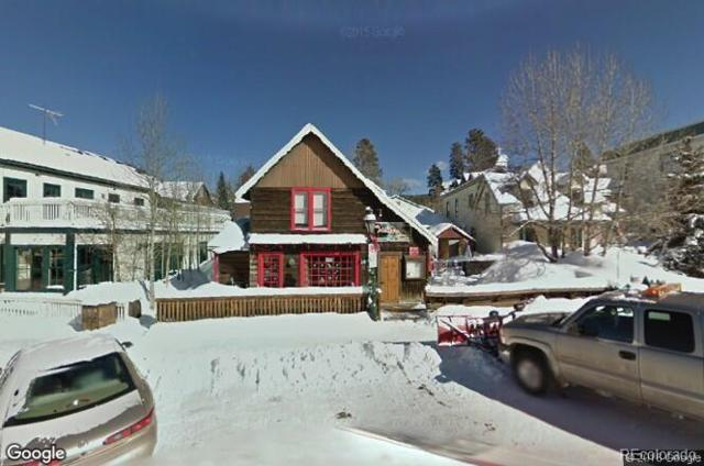 110 S Ridge Street, Breckenridge, CO 80424 (#5513094) :: The Dixon Group