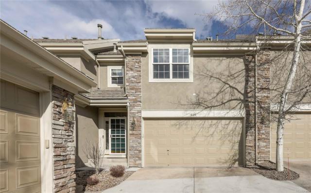 4545 S Monaco Street #126, Denver, CO 80237 (MLS #5513442) :: 8z Real Estate