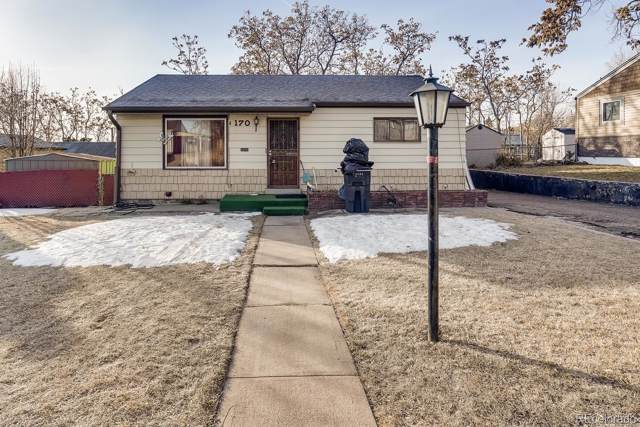 170 S Yates Way, Denver, CO 80219 (#5513673) :: Relevate | Denver