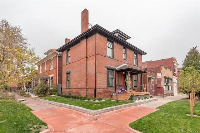 2560 Champa Street, Denver, CO 80205 (#5513937) :: The DeGrood Team