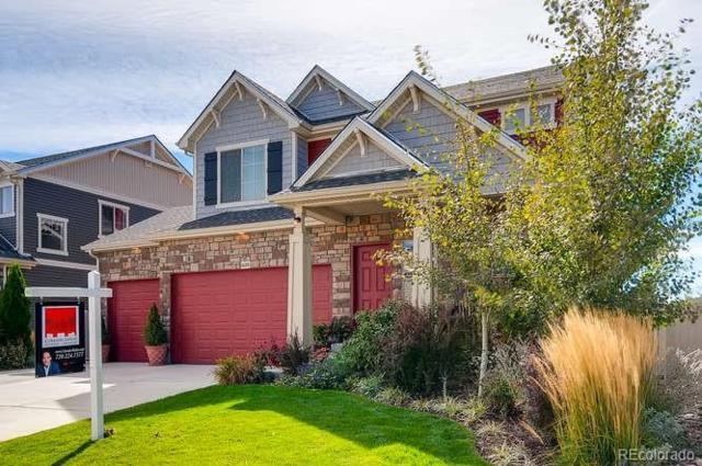 18098 E 44th Avenue, Denver, CO 80249 (#5514092) :: The HomeSmiths Team - Keller Williams