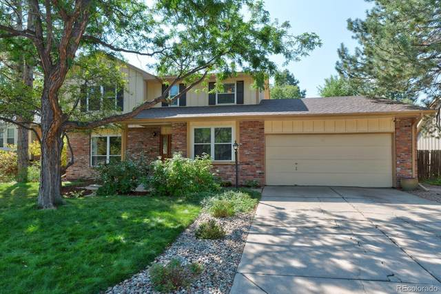 6358 E Mineral Drive, Centennial, CO 80112 (#5514210) :: The Brokerage Group