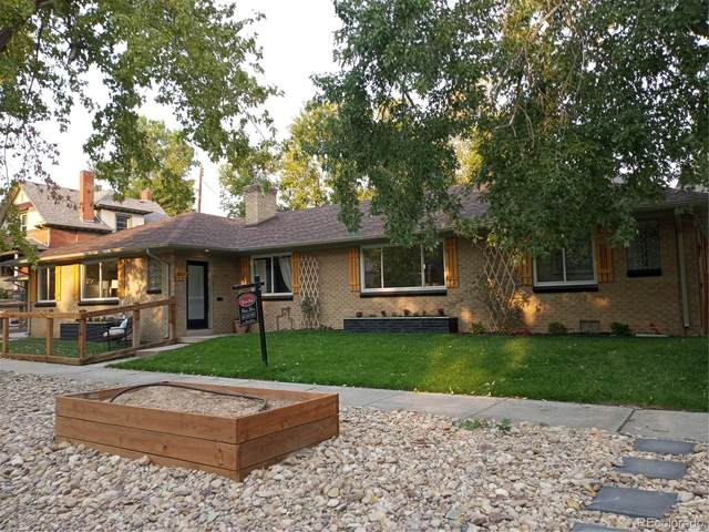 3057 W 24 Avenue, Denver, CO 80211 (#5514498) :: Real Estate Professionals