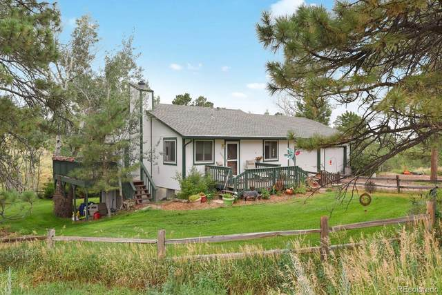 10626 E Whispering Pines Drive, Parker, CO 80138 (#5514983) :: Own-Sweethome Team