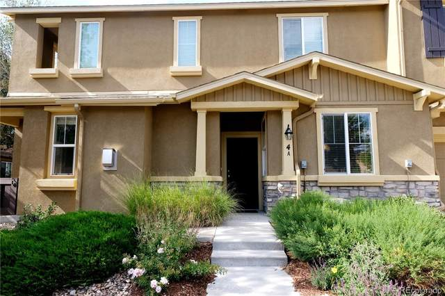 10521 Ashfield Street 4A, Highlands Ranch, CO 80126 (#5515256) :: Colorado Home Finder Realty