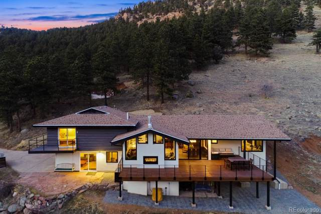 878 Sunshine Canyon Drive, Boulder, CO 80302 (#5515377) :: My Home Team