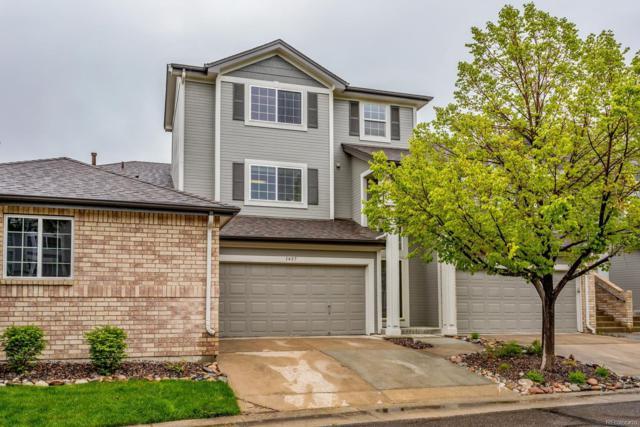 1457 S Ulster Street, Denver, CO 80231 (#5515386) :: The Peak Properties Group