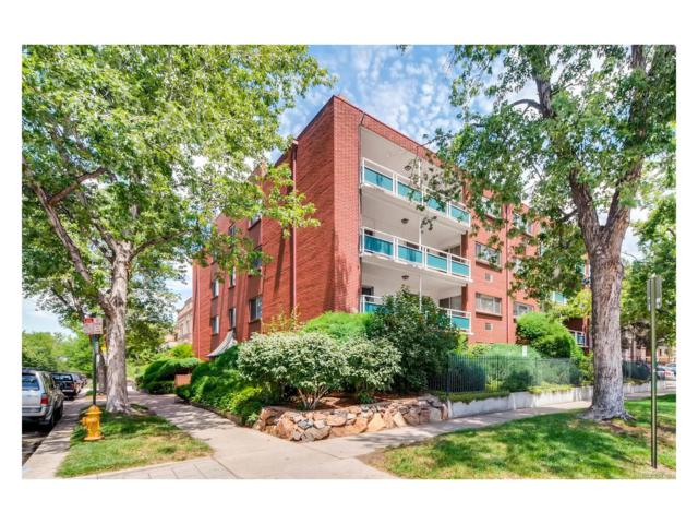 1200 N Emerson Street #201, Denver, CO 80218 (MLS #5515463) :: 8z Real Estate