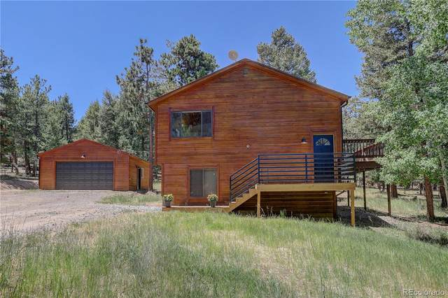 67 S Ridge Road, Bailey, CO 80421 (#5516231) :: The DeGrood Team