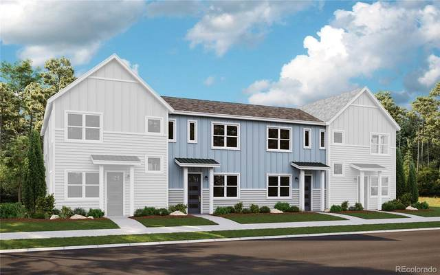 7820 Horsebrush Lane D, Littleton, CO 80125 (#5516423) :: Wisdom Real Estate