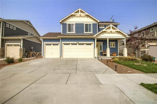 7476 Mountain Spruce Drive, Colorado Springs, CO 80927 (#5516529) :: Chateaux Realty Group