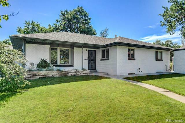 3140 S Dahlia Street, Denver, CO 80222 (MLS #5516875) :: Kittle Real Estate