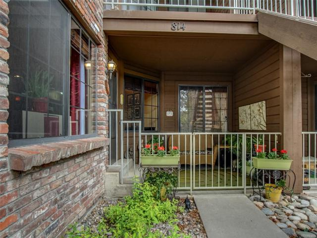 814 S Vance Street A, Lakewood, CO 80226 (#5516957) :: The Griffith Home Team