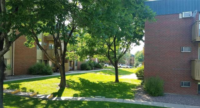 5995 W Hampden Avenue G13, Denver, CO 80227 (MLS #5517879) :: 8z Real Estate