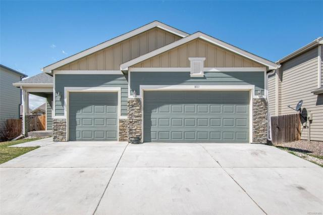 801 Stage Coach Drive, Milliken, CO 80543 (#5518099) :: The Heyl Group at Keller Williams