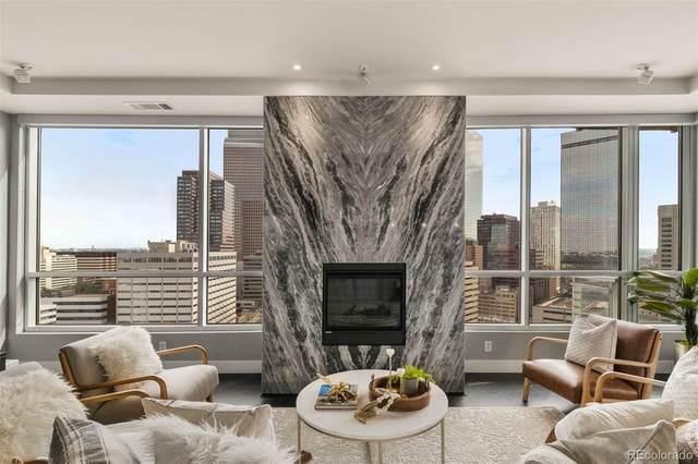 2001 Lincoln Street #1811, Denver, CO 80202 (#5518167) :: Venterra Real Estate LLC