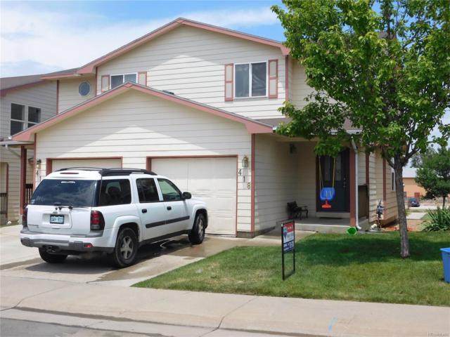 418 Sterling Lane, Dacono, CO 80514 (MLS #5518659) :: 8z Real Estate