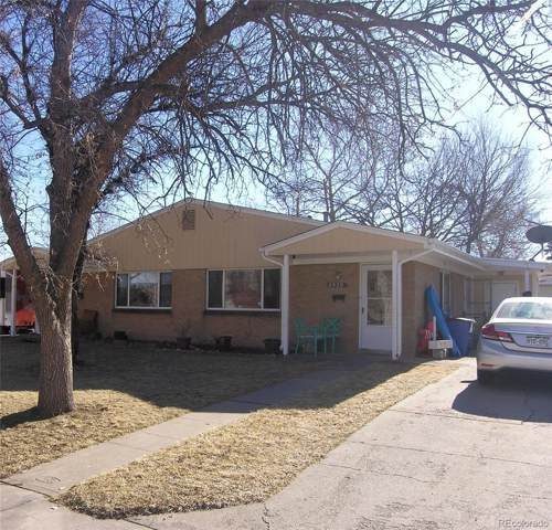 6910-6920 W Mexico Drive, Lakewood, CO 80232 (#5518705) :: Bring Home Denver with Keller Williams Downtown Realty LLC
