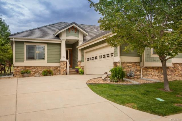 2046 Cedarwood Place, Erie, CO 80516 (#5518852) :: Ben Kinney Real Estate Team