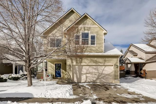 109 Gold Hill Drive, Lafayette, CO 80026 (#5519344) :: The Griffith Home Team