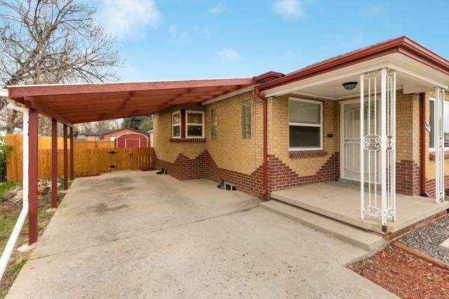 3615 Niagara Street, Denver, CO 80207 (#5519527) :: Venterra Real Estate LLC