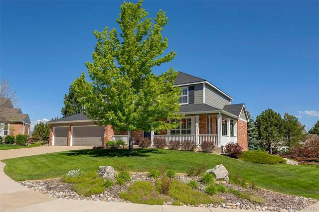 8453 Coyote Drive, Castle Pines, CO 80108 (#5520091) :: HomeSmart Realty Group