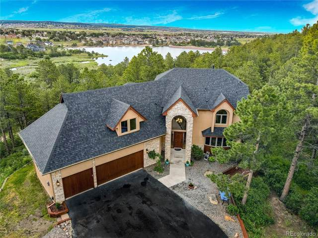 17710 Shiloh Pines Drive, Monument, CO 80132 (#5520396) :: The Gilbert Group