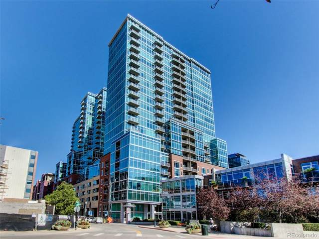 1700 Bassett Street #516, Denver, CO 80202 (#5520641) :: iHomes Colorado