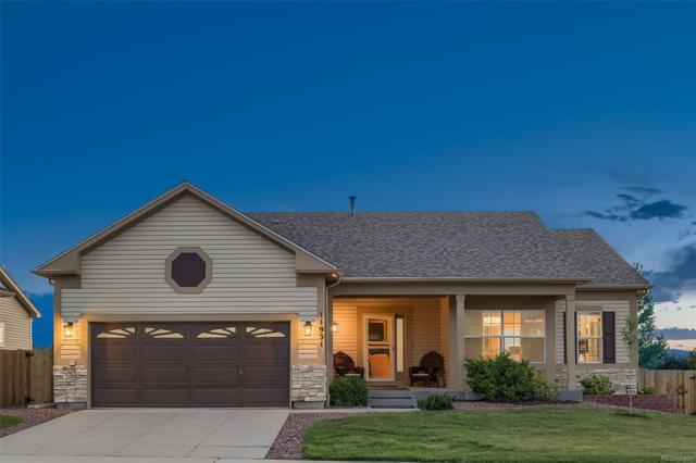 11931 Ridgeview Lane, Parker, CO 80138 (#5520692) :: The DeGrood Team