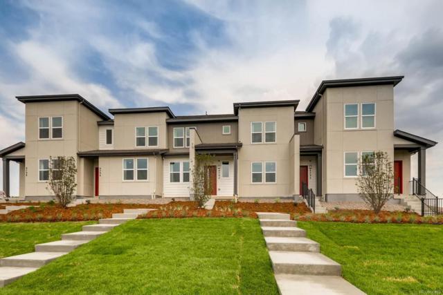 4722 Kittredge Street #2, Denver, CO 80239 (MLS #5520880) :: 8z Real Estate