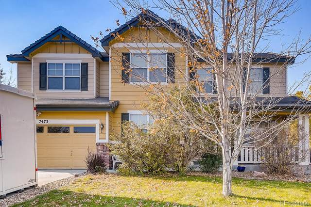 7473 E 130th Circle, Thornton, CO 80602 (#5520995) :: James Crocker Team