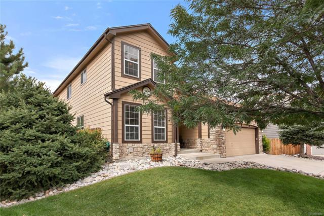 10505 Mount Columbia Place, Parker, CO 80138 (#5521264) :: The Peak Properties Group