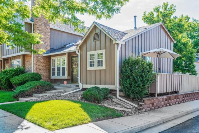9680 W Chatfield Avenue H, Littleton, CO 80128 (#5521620) :: The Heyl Group at Keller Williams