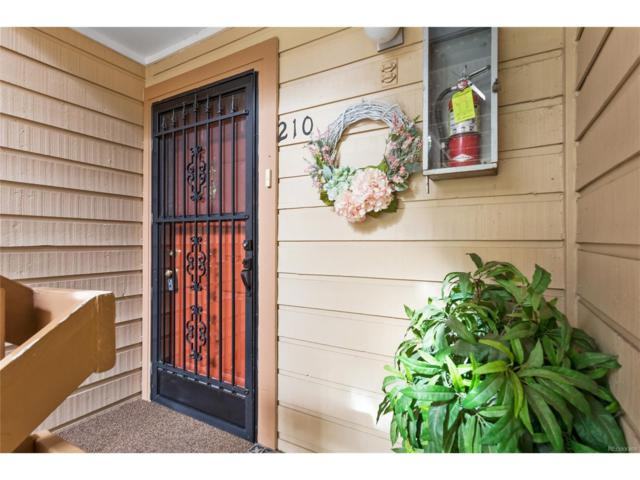 7665 E Eastman Avenue C210, Denver, CO 80231 (MLS #5521851) :: 8z Real Estate