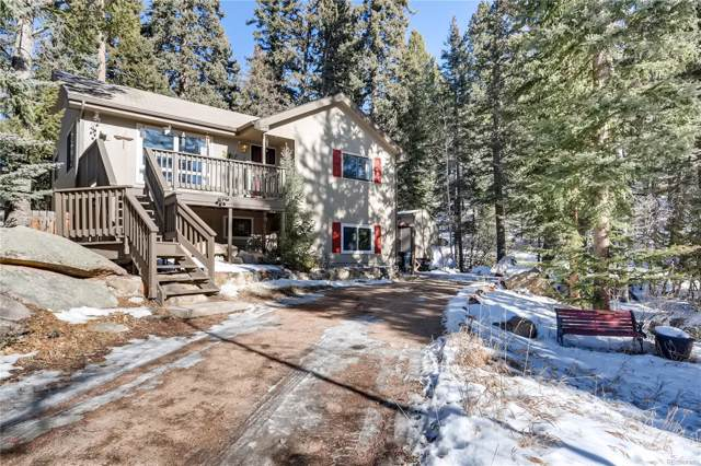 30955 Walter Drive, Conifer, CO 80433 (#5522100) :: HomeSmart Realty Group