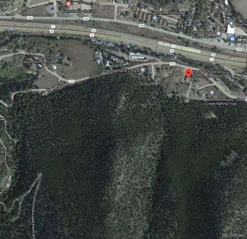 W Dumont Road, Dumont, CO 80436 (#5522138) :: The DeGrood Team